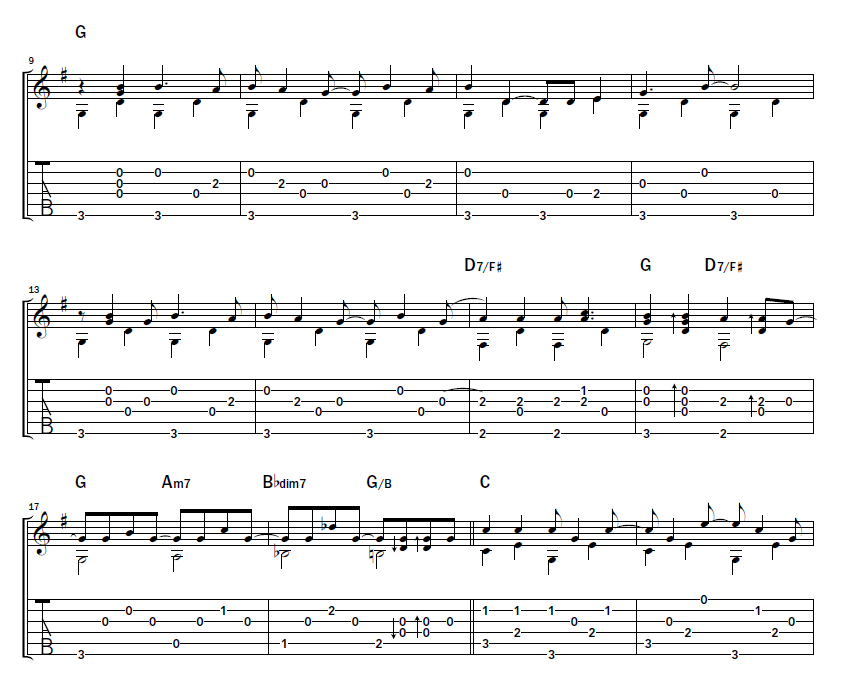 Preview the New 'Gospel Songs for Fingerstyle Guitar