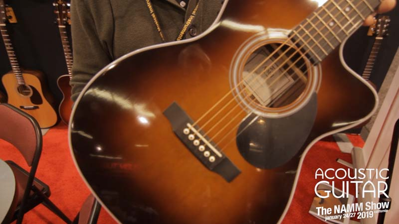 acoustic guitar giveaway 2019 ami musical instruments displays the omtc 1ste sb at 4653