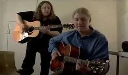 Throwback Thursday: Southern Slide Guitar Demons Derek Trucks and Warren Haynes Play 'Old Friend'