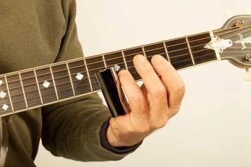 acoustic guitar slide