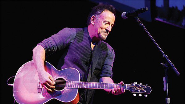 Clip On Guitar Tuner >> Happy Birthday, Bruce Springsteen! – Acoustic Guitar