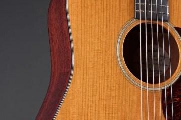 torrefaction in acoustic guitar