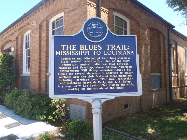 the blues trail marker - mississippi delta blues