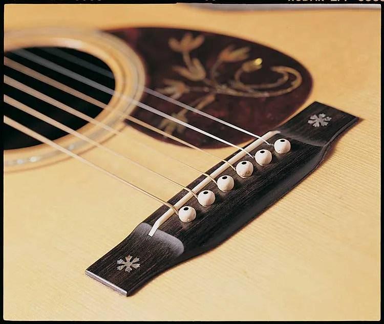 1930 Martin 000-45 acoustic guitar closeup