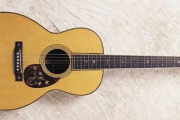 1930 Martin 000-45 acoustic guitar