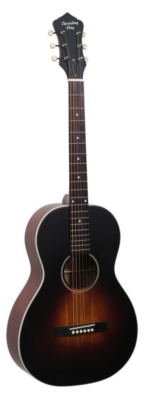 Recording King Limited Edition Dirty 30s Deluxe Single 0 acoustic guitar