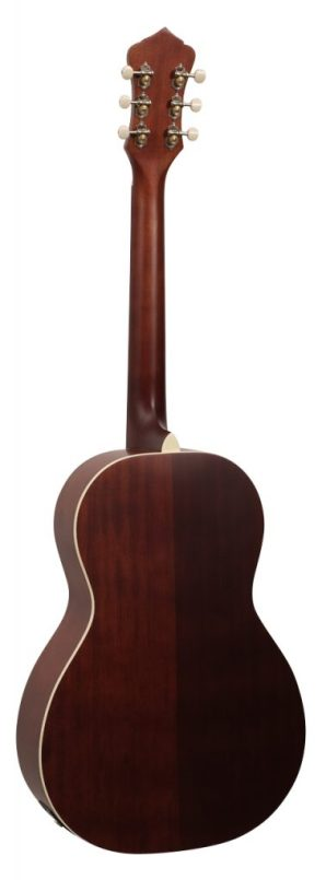 Recording King Limited Edition Dirty 30s Deluxe Single 0 acoustic guitar back