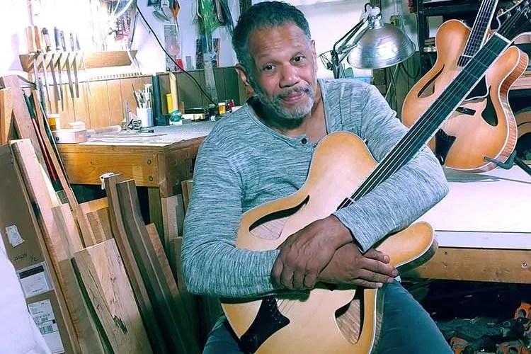 guitar luthier sherwood woody phifer