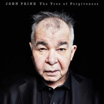 """John Prine """"The Tree of Forgiveness"""" album cover"""