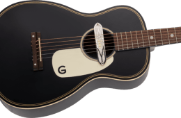 Gretsch Gin Rickey parlor guitar review