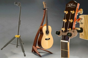 guitar wall mounts and stands