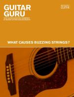 How to fix string buzz on acoustic guitar