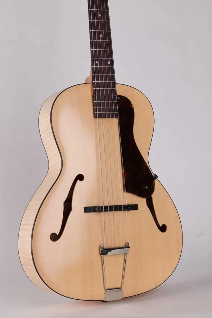 Waterloo WL-AT Scissortail archtop guitar