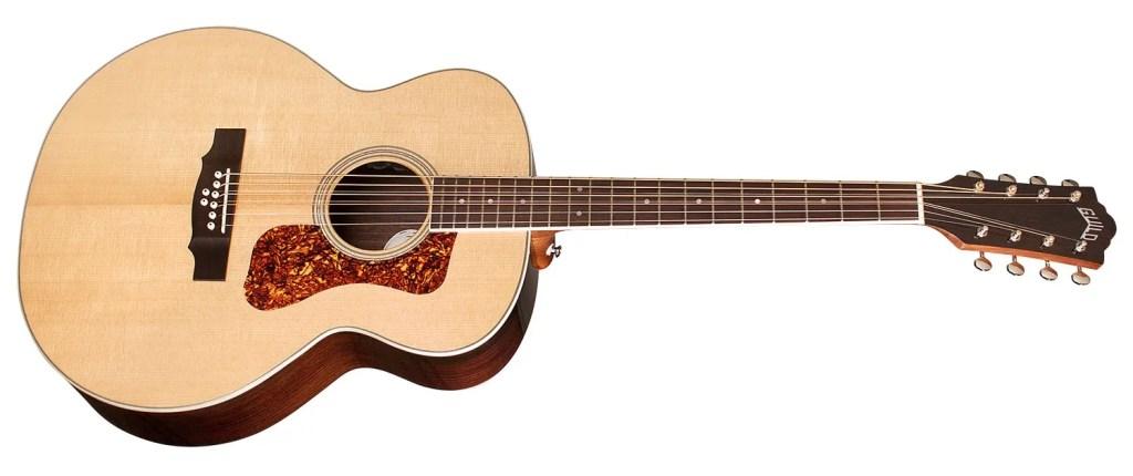 Guild BT-258E Deluxe 8-String Baritone
