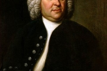 Portrait of J.S. Bach