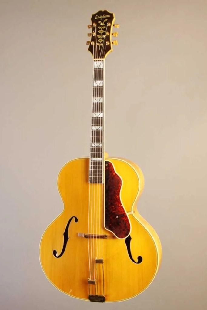 1943-Epiphone-Emperor-front-Gruhn Guitars