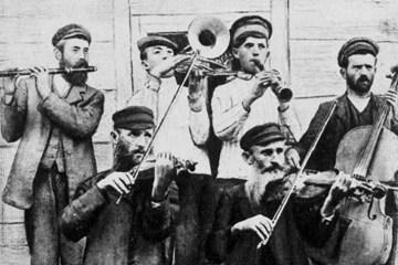 Klezmer wedding band