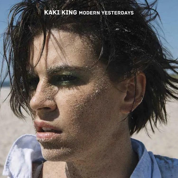 """Album cover for Kaki King """"Modern Yesterdays"""""""