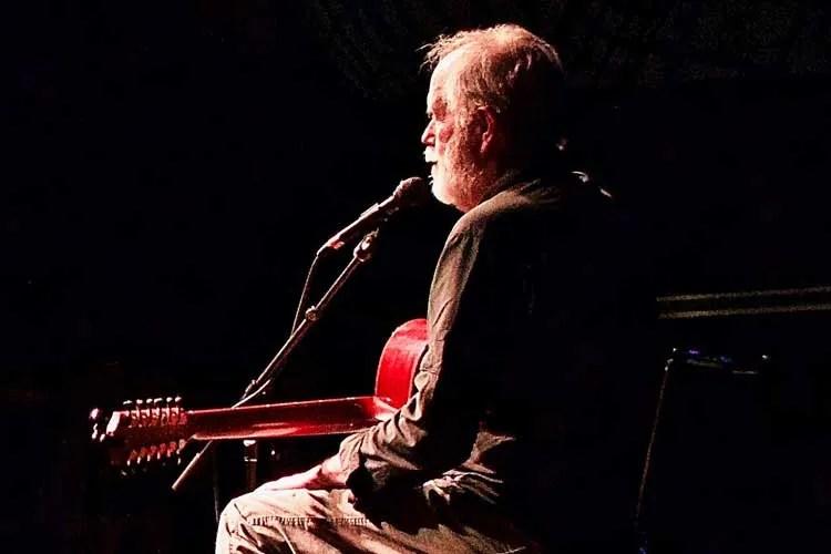 leo kottke playing guitar photo by Jake Cudek