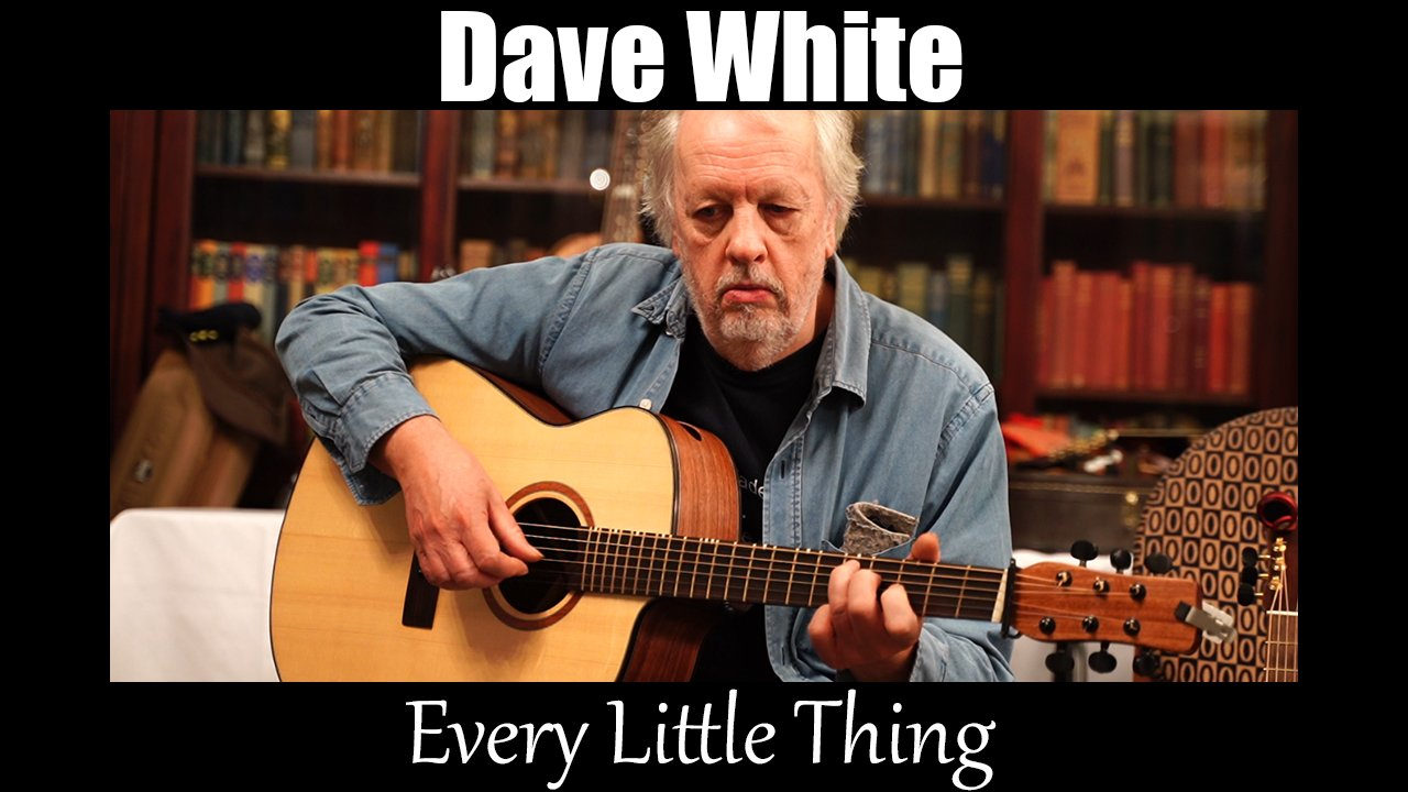 Every Little Thing – Dave White