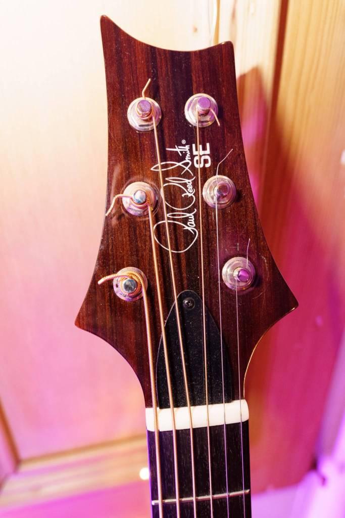 Nick Harper's guitar