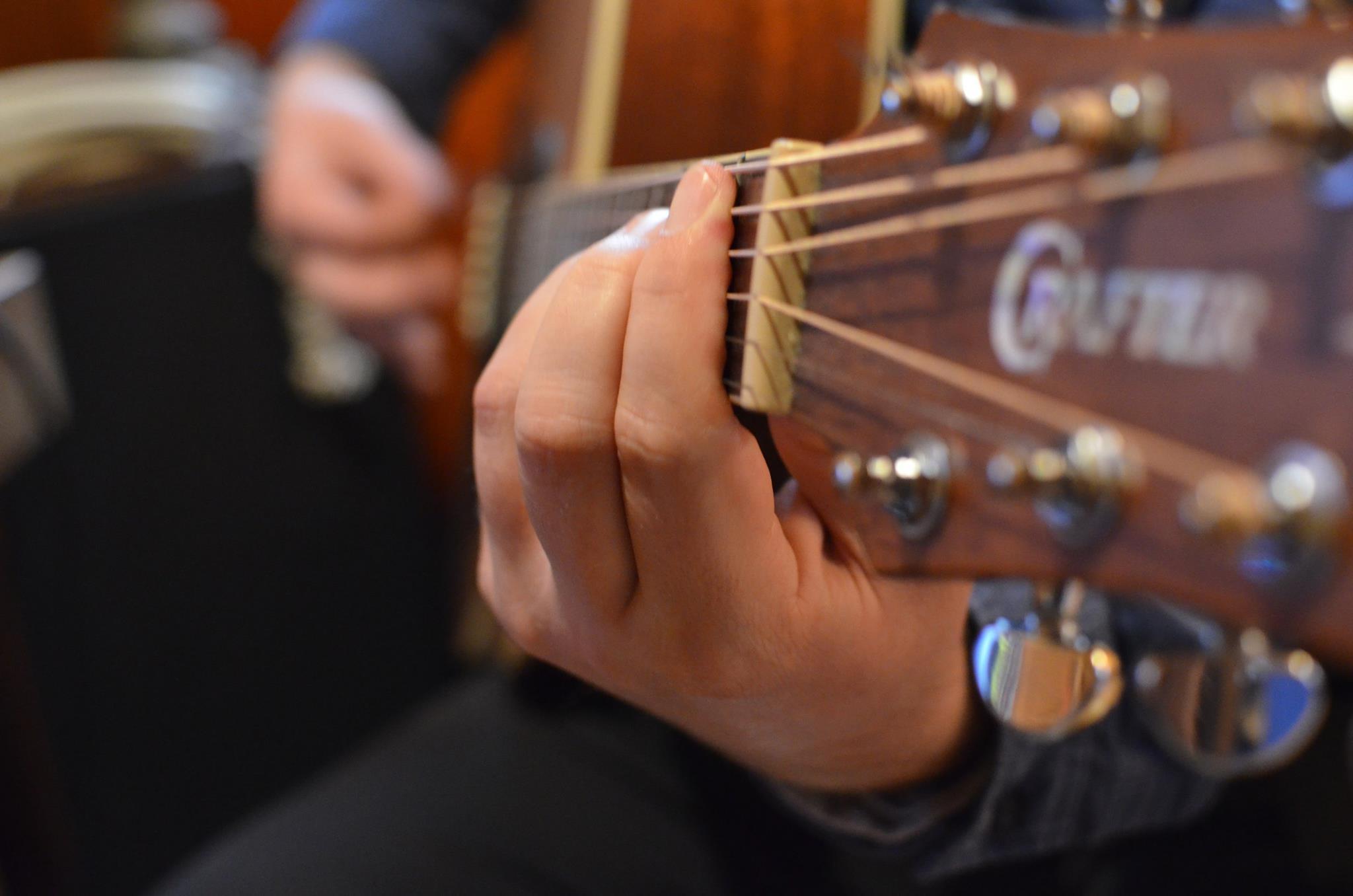 Gitár tanulás