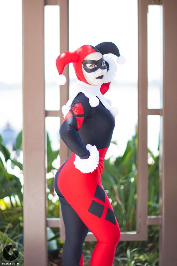 Harley Quinn Dr. Harleen Francis Quinzel Batman