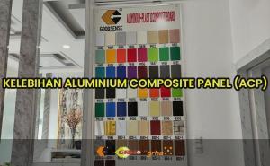 kelebihan aluminium composite panel
