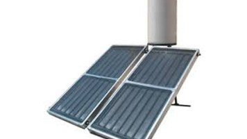 Solar water-heating system