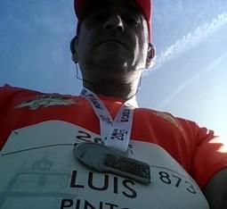 Luís Pinto sub 1 h 34 m em Cascais