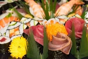 Curso profissional de sushi