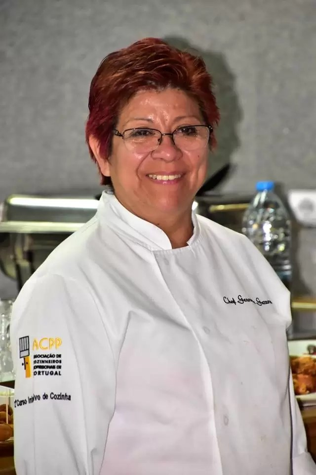 Chef Genoveva Rivera