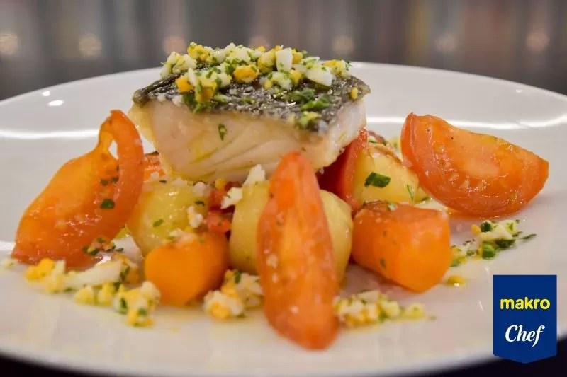Desafio Bacalhau Makro Chef 3º Classificado