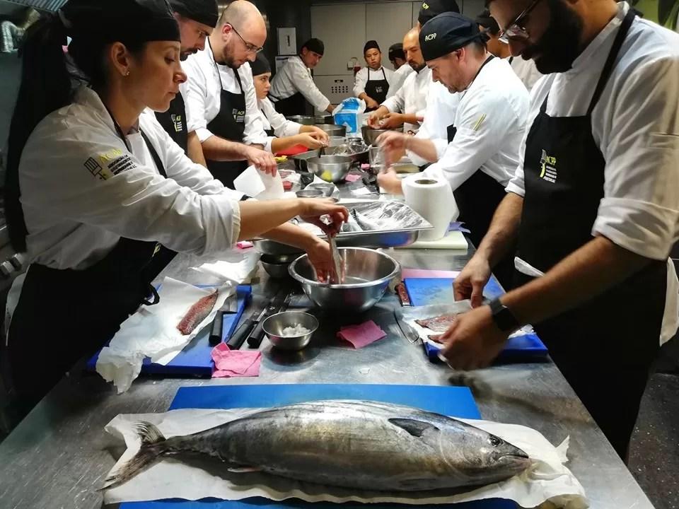 Especialização em Cozinha Japonesa