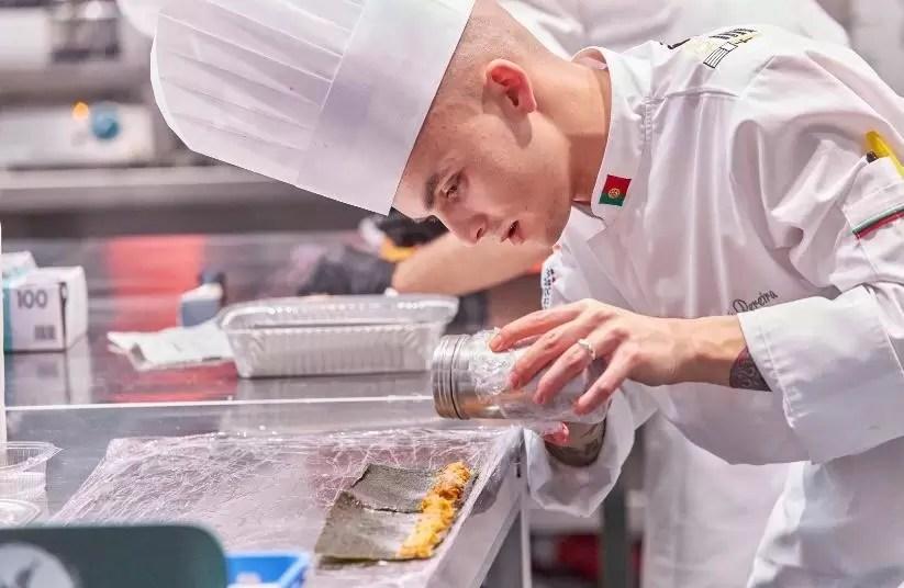 Equipas competição culinária acpp