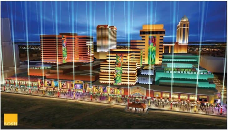 Tropicana Gets Green Light for Extreme Makeover