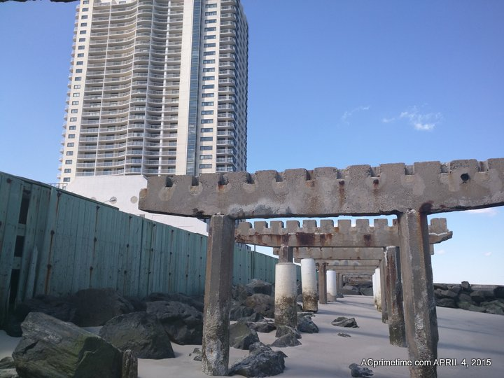 Old Boardwalk Inlet Atlantic City