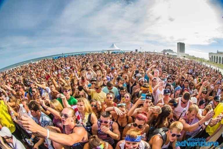 Atlantic City Cancels EDM Beach Concert at Last Minute. Pressure from Caesars?