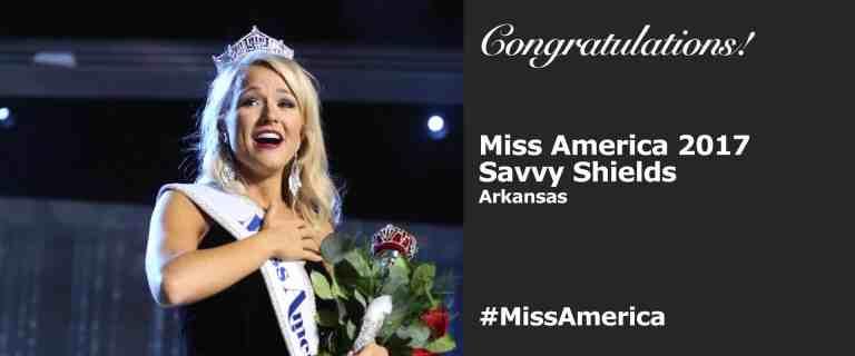 2017 Miss America in Atlantic City Scores Big TV Ratings Once Again.