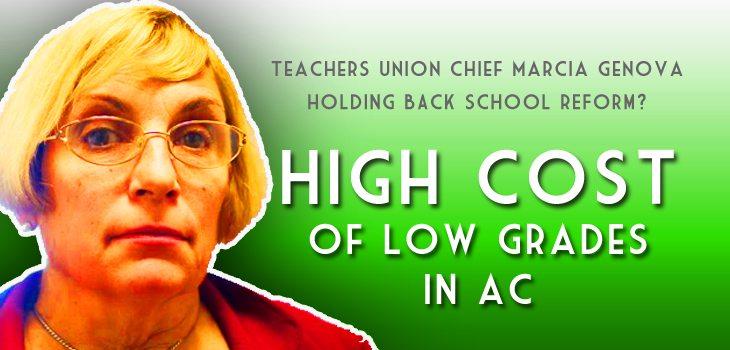 Atlantic City Schools. High Cost of Low Grades. Charters in Demand