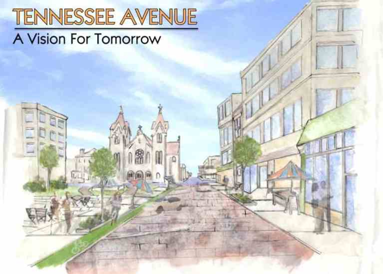 Re-Invention of Atlantic City: Tennessee Ave Makeover