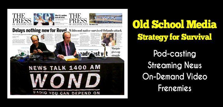 Podcasting Killed the Radio Star. Will Press of Atlantic City Take Advantage?