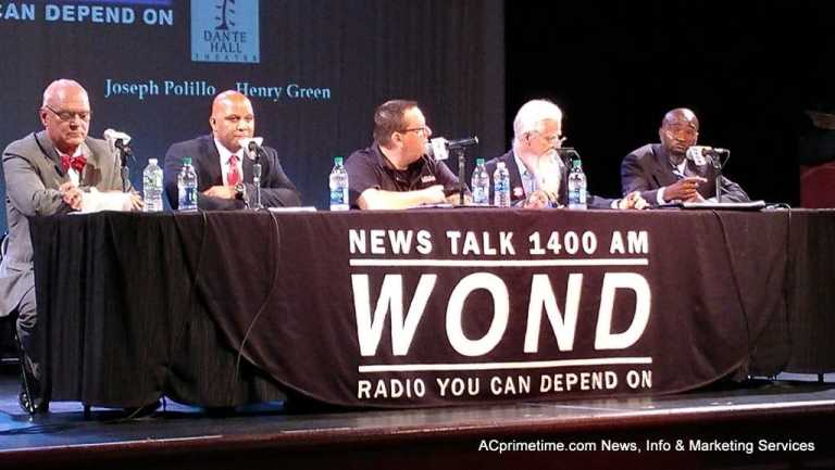 Biased Atlantic City Mayoral Debate? Political Skew and Public Outing.