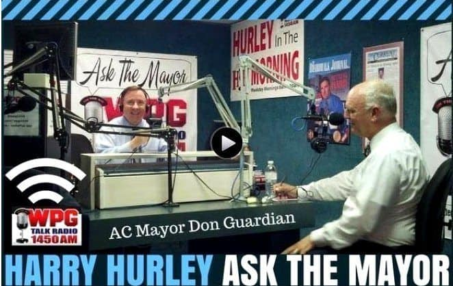 Mayor Meltdown in Atlantic City. Ethics Called into Question on Radio Show.