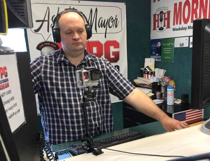 Atlantic City Elections Audio 2017. Media Manipulation.