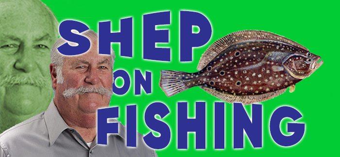 Shep on Fishing
