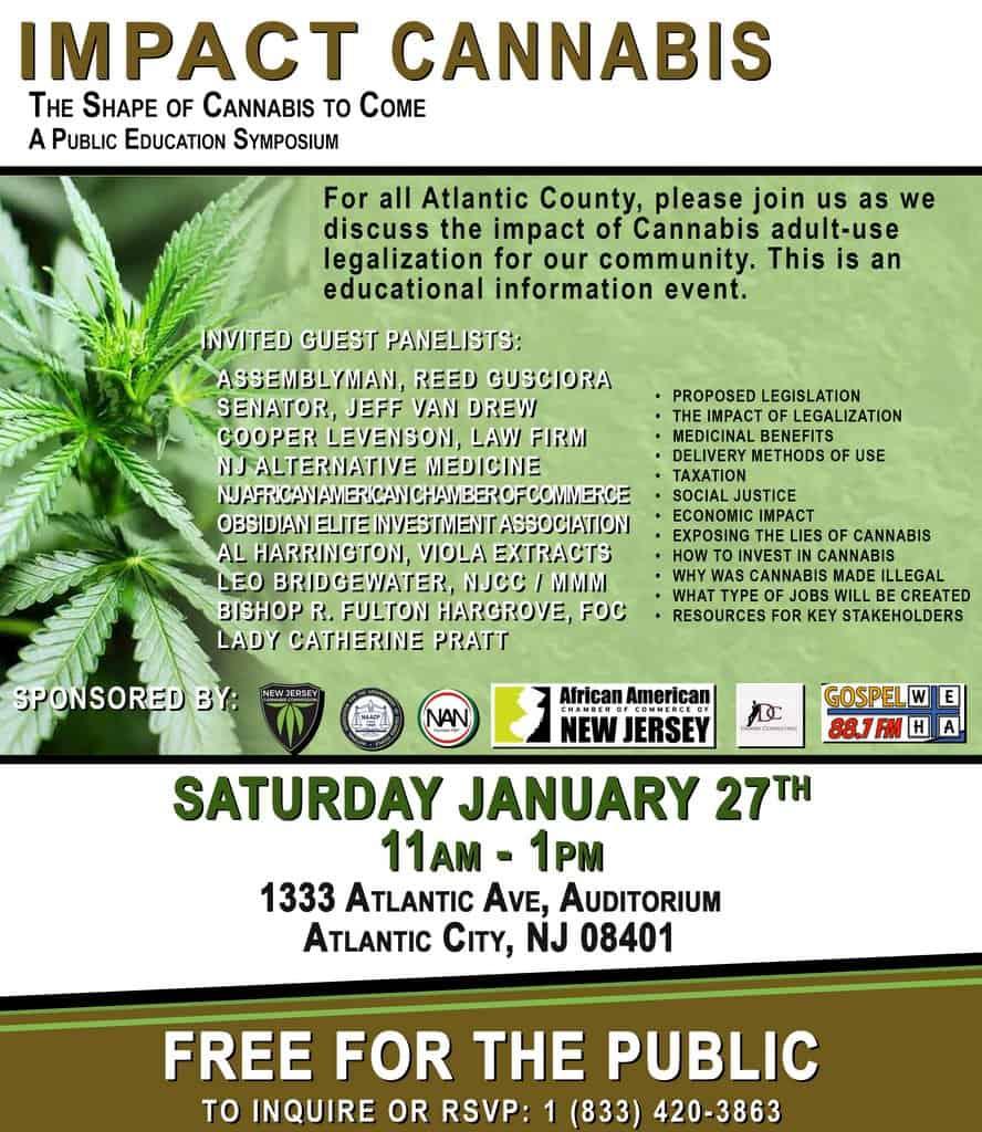 atlantic city marijuana weed pot