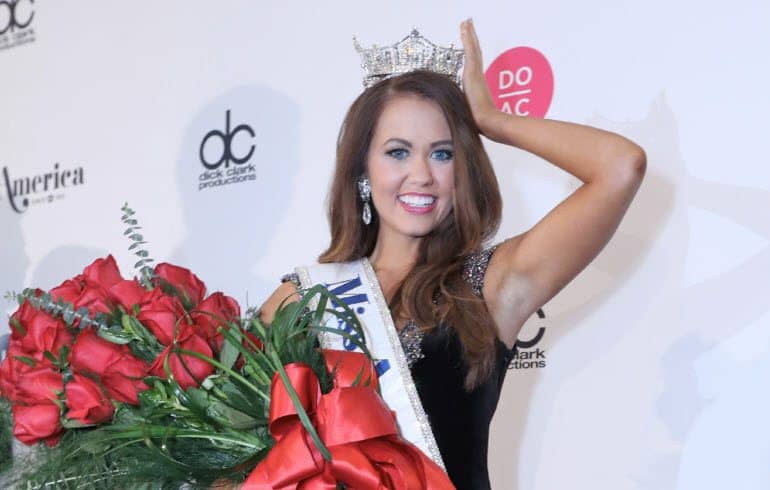 2019 MISS AMERICA COMPETITION' SUNDAY, SEPT. 9, Live From Atlantic City
