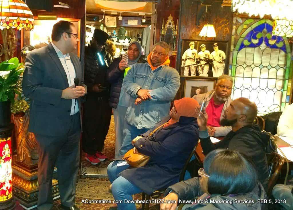 Atlantic County Democratic Chairman Suleiman