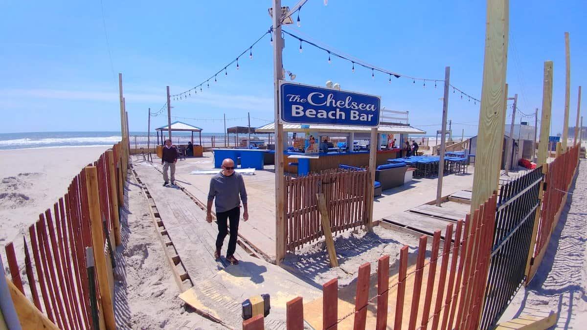 Chelsea Beach Bar Lance Landgraf CRDA Atlantic City